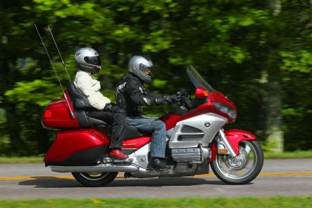 2012 Honda Gold Wing Review AN8E6414