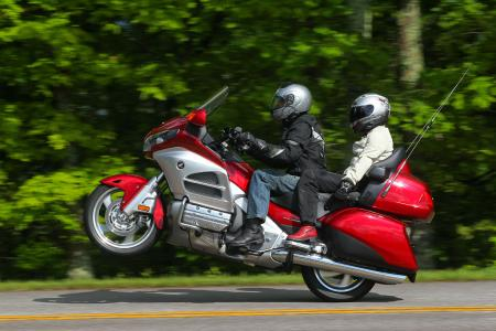 2012 Honda Gold Wing Review AN8E6526