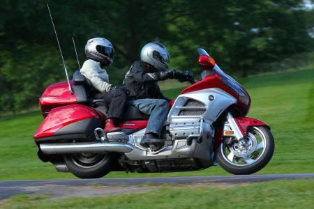 2012 Honda Gold Wing Review AN8E7466