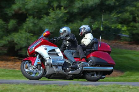 2012 Honda Gold Wing Review