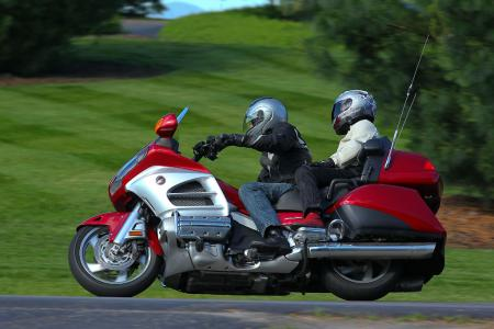 2012 Honda Gold Wing Review AN8E7584