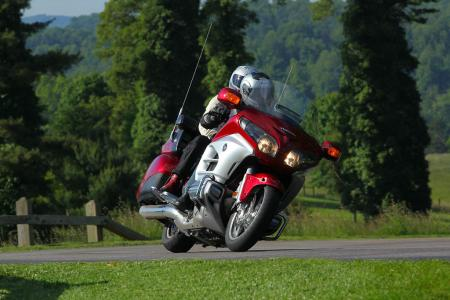 2012 Honda Gold Wing Review AN8E7691