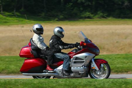 2012 Honda Gold Wing Review AN8E7991