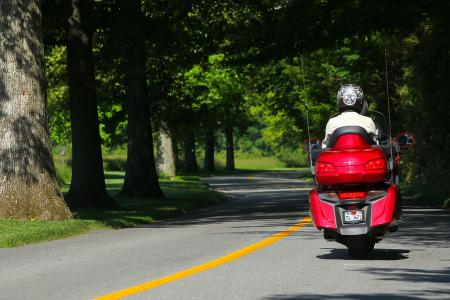 2012 Honda Gold Wing Review AN8E8141