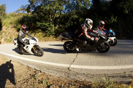 2011 Middleweight Sportbike Shootout - Street 116