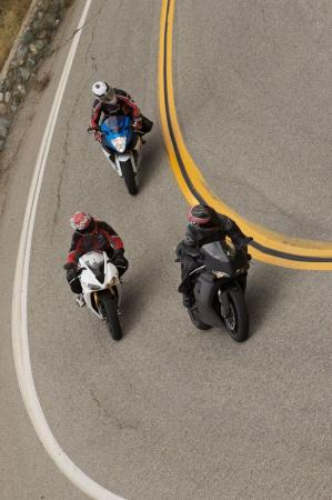 2011 Middleweight Sportbike Shootout - Street 130