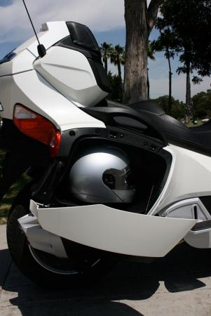 2011 Can-Am Spyder RT Right Storage