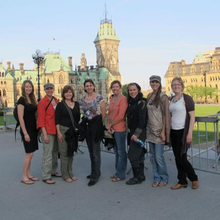 Champlain Route Ottawa Group