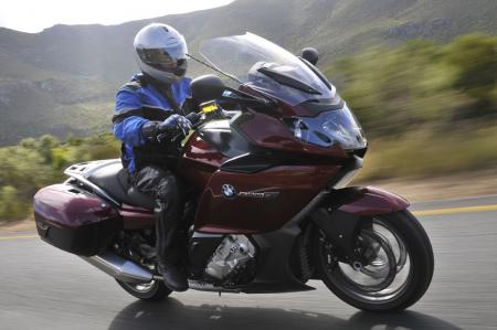 The new BMW K1600 platform might be the most impressive new motorcycle this year. Don't let its 700-pound weight fool you, as this touring ship can tear up a twisty road.