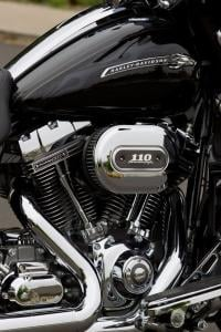 All 2012 CVO models get the Screamin� Eagle Twin Cam 110 powertrain.