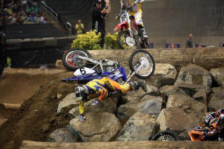 X Games 17 - Moto X Crash