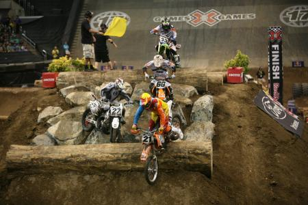 X Games 17 - Moto X Rock Hill