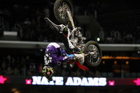 X Games 17 - Nate Adams 2 Freestyle Winner