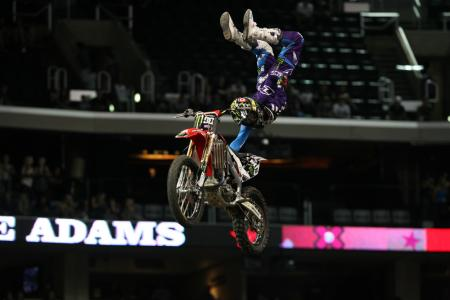 X Games 17 - Nate Adams Freestyle Winner