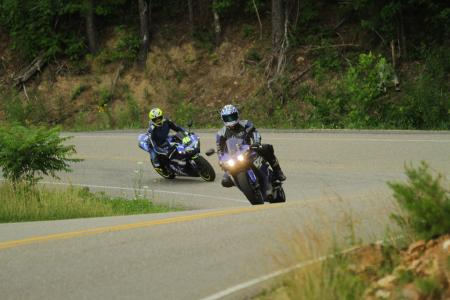 2011 Yamaha R1/R6 Forum Convention at Deals Gap A1805299