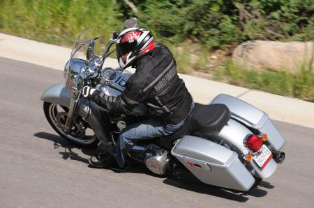 2012 Harley-Davidson Dyna Switchback Review