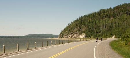 Lake Helen on Highway 11