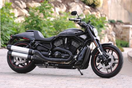 2012 Harley-Davidson 10th Anniversary Edition V-Rod TR3_4705