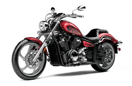 2012 Star Motorcycles Preview Stryker_red_S4