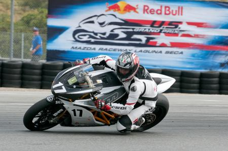 Electric Motorcycle Racing Season Wrap-Up