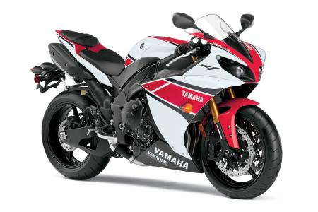2012 Yamaha YZF-R1 50th 01