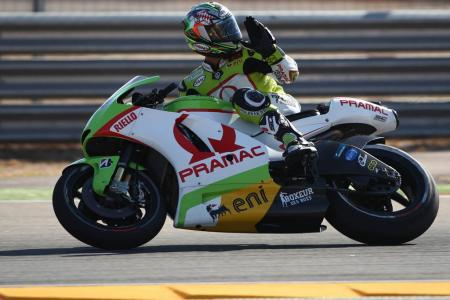 Loris Capirossi's farewell tour continues. The veteran had probably raced on more circuits than any other on the grid but this weekend race was only his first at Aragon.