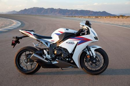 The biggest news from Honda for 2012 is its revamped CBR1000RR. Significant suspension upgrades are the headlining features.