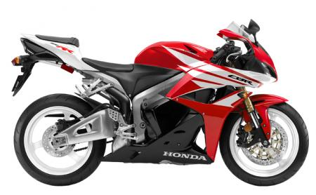 The 2012 CBR600RR is mechanically unchaged for 2012, but it's now available in this red/white color scheme that's reminiscent of the original CBR600F2 from 1991.