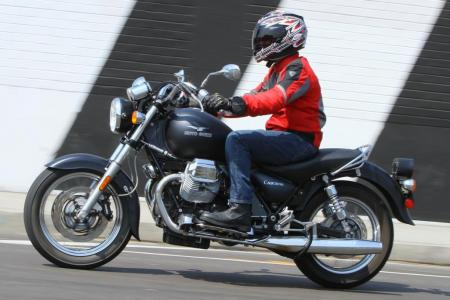 2011 Moto Guzzi California Black Eagle