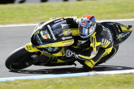 Colin Edwards will miss this weekend's race. Riding in his place will be fellow American and two-time reigning AMA Superbike Champion Josh Hayes.