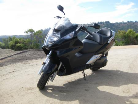 2011 Honda Silver Wing ABS IMG_2135
