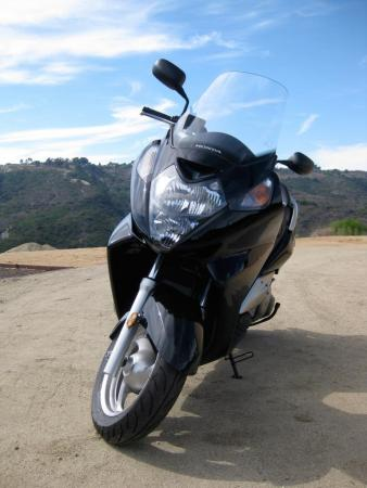 2011 Honda Silver Wing ABS IMG_2137