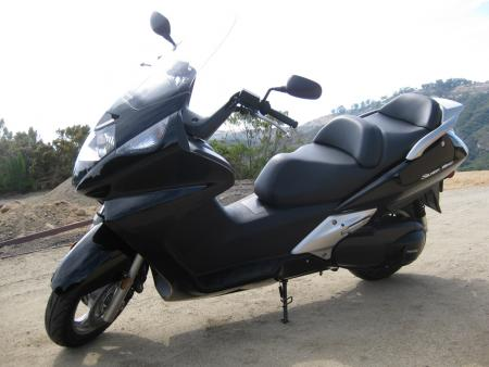 2011 Honda Silver Wing ABS IMG_2138