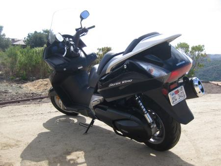 2011 Honda Silver Wing ABS IMG_2145