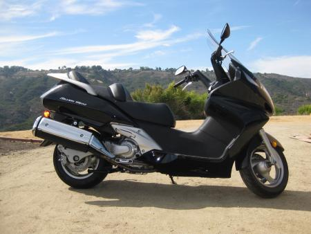 2011 Honda Silver Wing ABS IMG_2148