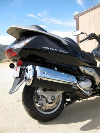2011 Honda Silver Wing ABS IMG_2154