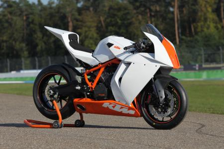 2012 KTM 1190 RC8R Race Spec
