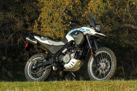 2012 BMW G650GS Sertao right