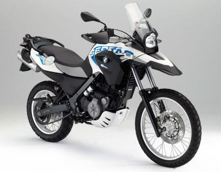 2012 BMW G650GS Sertao Right 3-4