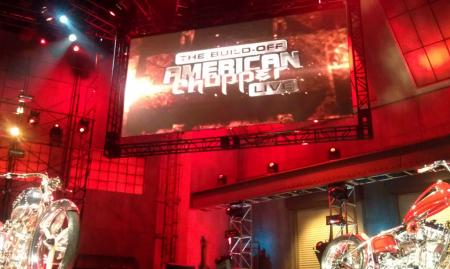 American Chopper Build Off 15