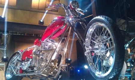 American Chopper Build Off 24