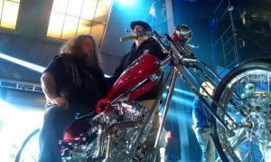 American Chopper Build-Off