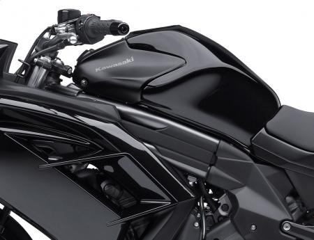 2012 Kawasaki Ninja 650 Tank and Frame