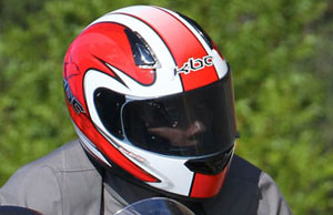 KBC V Zero Helmet Front Right