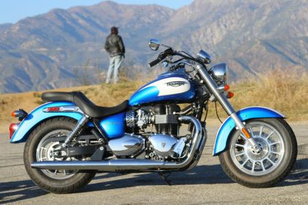 2012 Triumph America Review - Motorcycle.com