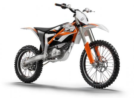2012 KTM Freeride E studio