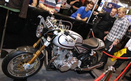 2012 Norton Commando Sport