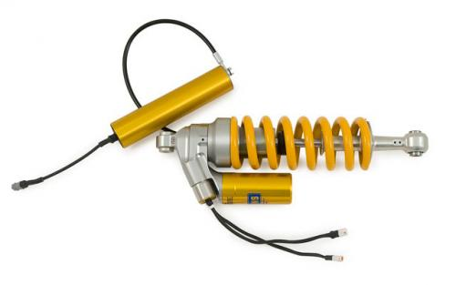 Ohlins Mechatronic Smart-Suspension 04