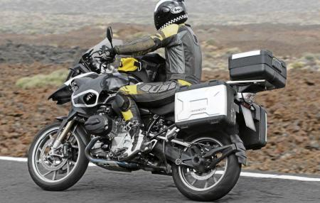 2013 BMW R1250GS Left Rear