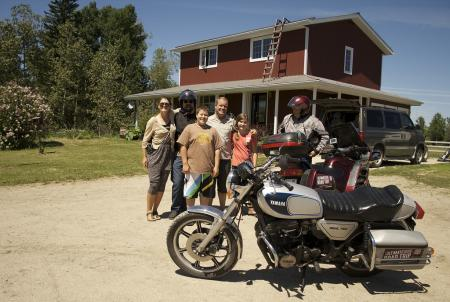 Ultimate Northern Ontario Motorcycle Road Trip